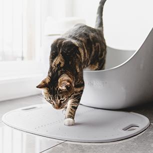 LitterLocker Cat Litter Mat Ribbed surface