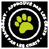 Tapis à litière de LitterLocker Approuvé par les chats