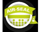 Logo Air-Seal technology