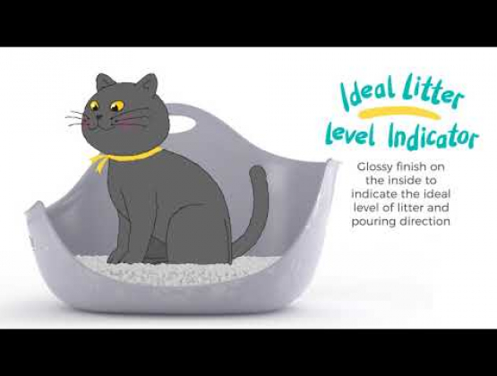 Embedded thumbnail for Modern LitterBox by LitterLocker