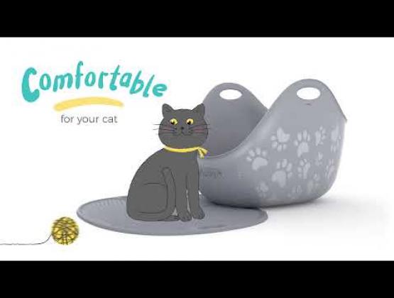 Embedded thumbnail for Cat Litter Mat